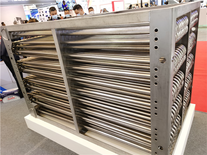 不锈钢冷却盘管