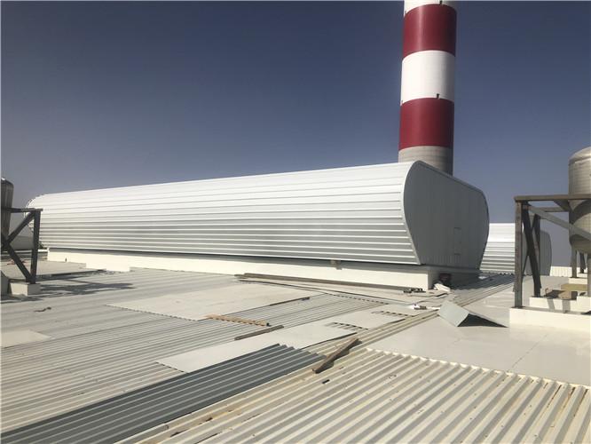 弧形屋顶通风器2